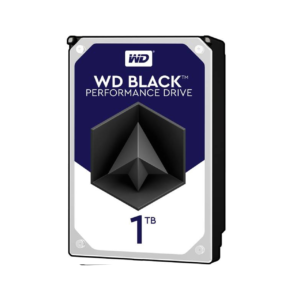 هارد دیسک اینترنال 1 ترابایت مشکی وسترن دیجیتال Western Digital Belak
