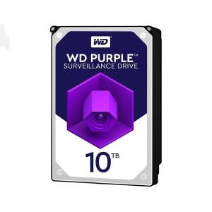 هارد دیسک اینترنال 10 ترابایت بنفش وسترن دیجیتال Western Digital Purple