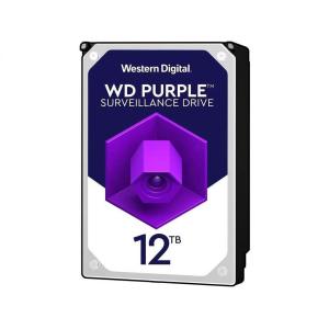 هارد دیسک اینترنال 12 ترابایت بنفش وسترن دیجیتال Western Digital Purple