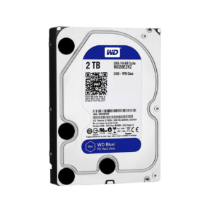 هارد دیسک اینترنال 2 ترابایت آبی وسترن دیجیتال Western Digital Blue