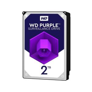 هارد دیسک اینترنال 2 ترابایت بنفش وسترن دیجیتال Western Digital Purple
