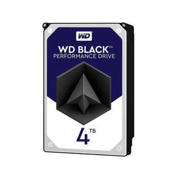 هارد دیسک اینترنال 4 ترابایت مشکی وسترن دیجیتال Western Digital Belak