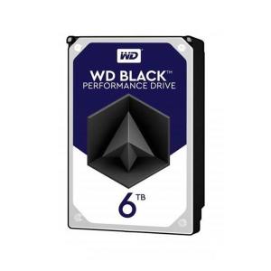 هارد دیسک اینترنال 6 ترابایت مشکی وسترن دیجیتال Western Digital Belak
