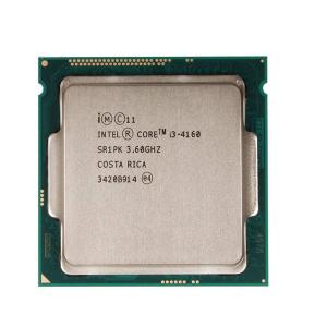 پردازنده مرکزی اینتل تری مدل CPU Intel Core i3-4160
