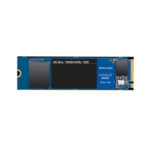 اس اس دی وسترن دیجیتال 1 ترابایت آبی مدل BLUE WD SN550 M.2 SSD