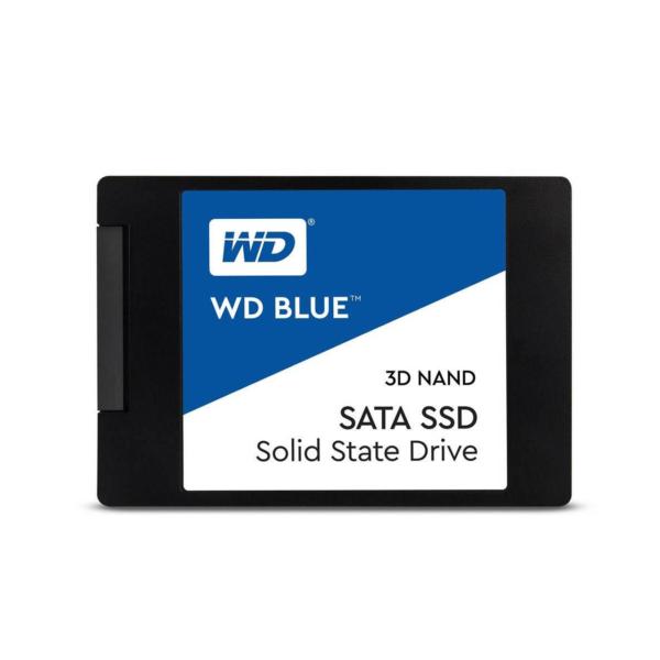 اس اس دی وسترن دیجیتال 250 گیگابایت آبی مدل BLUE WD SSD