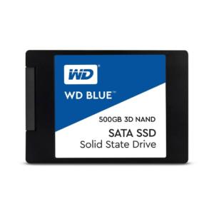 اس اس دی وسترن دیجیتال 500 گیگابایت آبی مدل BLUE WD SSD