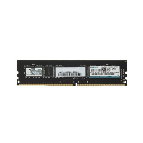 رم دسکتاپ 8 گیگابایت کینگ مکس مدل KINGMAX 2400Mhz DDR4