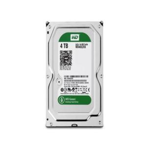 هارد دیسک اینترنال ظرفیت 4 ترابایت سبز وسترن دیجیتال