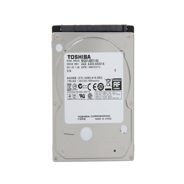 هارد دیسک اینترنال 1 ترابایت توشیبا TOSHIBA HARD DISK