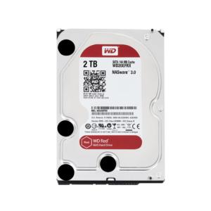 هارد دیسک اینترنال2 ترابایت قرمز (گارانتی اصلی) Western Digital RED