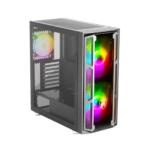 کیس مخصوص بازی گرین مدل GREEN COMPUTER CASE GRIFFIN G6
