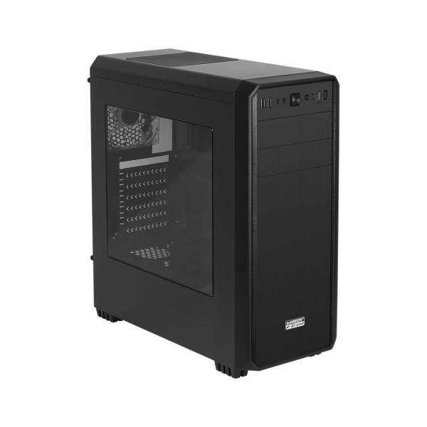 کیس کامپیوتر گرین مدل GREEN COMPUTER CASE Z+ GRAND