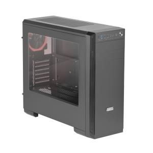 کیس کامپیوتر گرین مدل GREEN COMPUTER CASE Z1 ARIO